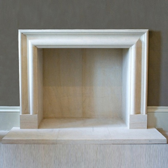 Georgian Stone Fireplace Design Pinckney Green