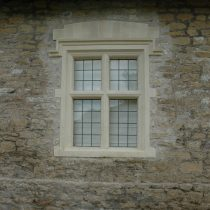 Stone window surrounds