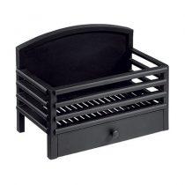 matrix-fire basket black 460 x 460