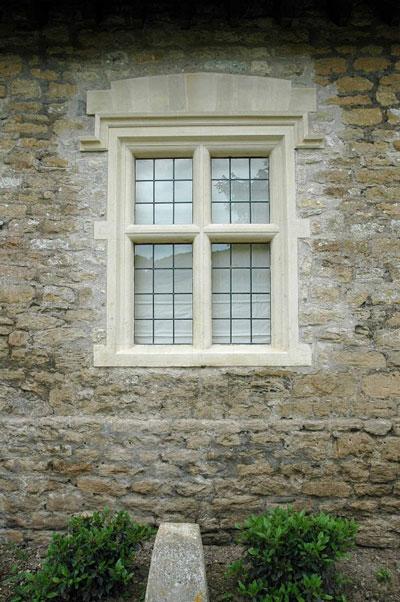 Stone-window-surround