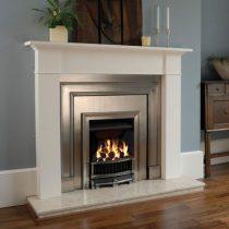wood fire surroun|Pinckney Green