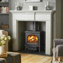 wood fire surround\Pinckney green