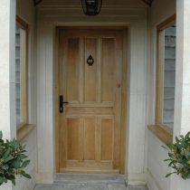 oak wooden doors