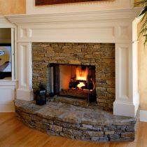 wooden fireplaces|Pinckney Green