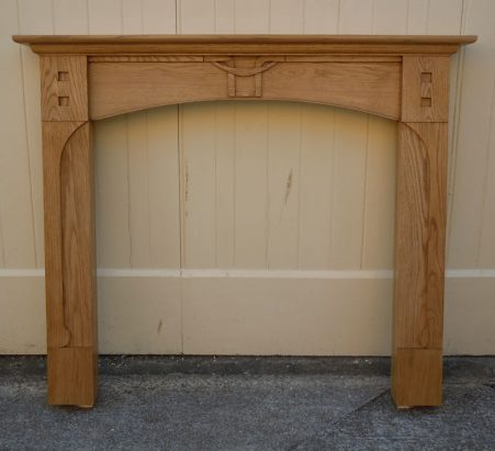 bespoke wooden fireplaces